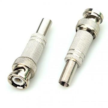 10 unités connecteurs BNC...